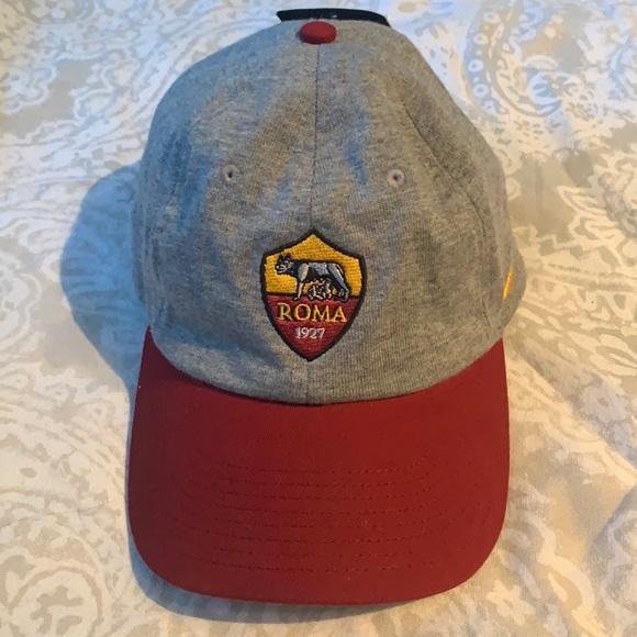 NWT Roma 1927 Crest Football Club Baseball hat